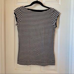 Adrienne Vittadini Striped Shirt
